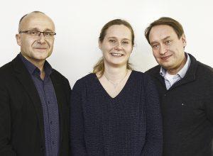 Prof.Dr.rer.medic.habil. Jens Pietzsch_PhD.Susan Richter_Dr. rer. nat.Christian Ziegler