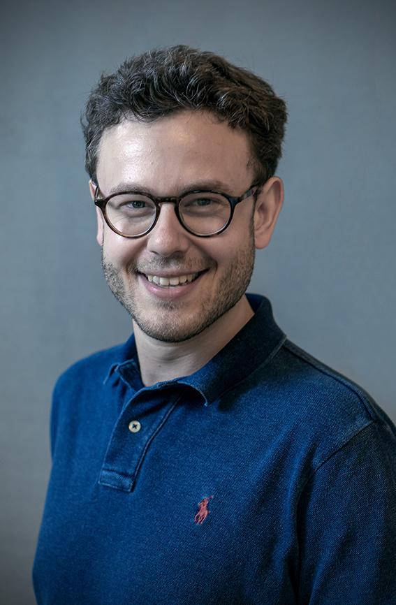 Daniel Heinrich - Clinician Scientist in the CRCTRR205