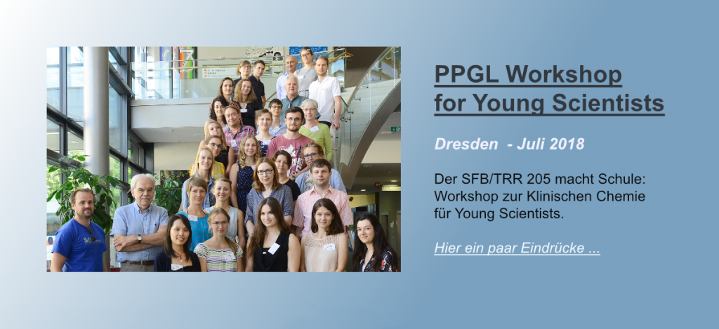 Past event_PPGL Wksp Young Scientists 2018 - Linkbutton