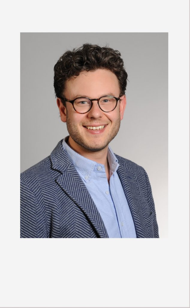 Daniel Heinrich, Clinician Scientist, Adrenal Research CRC/TRR205